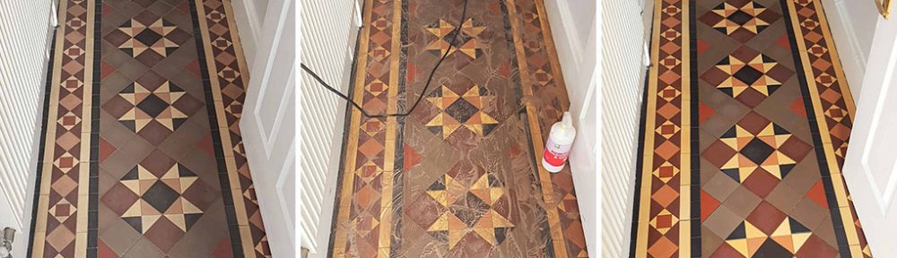 Renovating Victorian Hallway Tiles in Doncaster