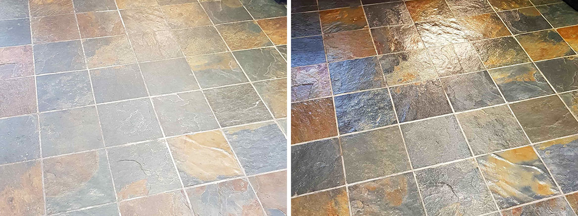 Slate-Floor-Before-After-Cleaning-Darfield-Barnsley