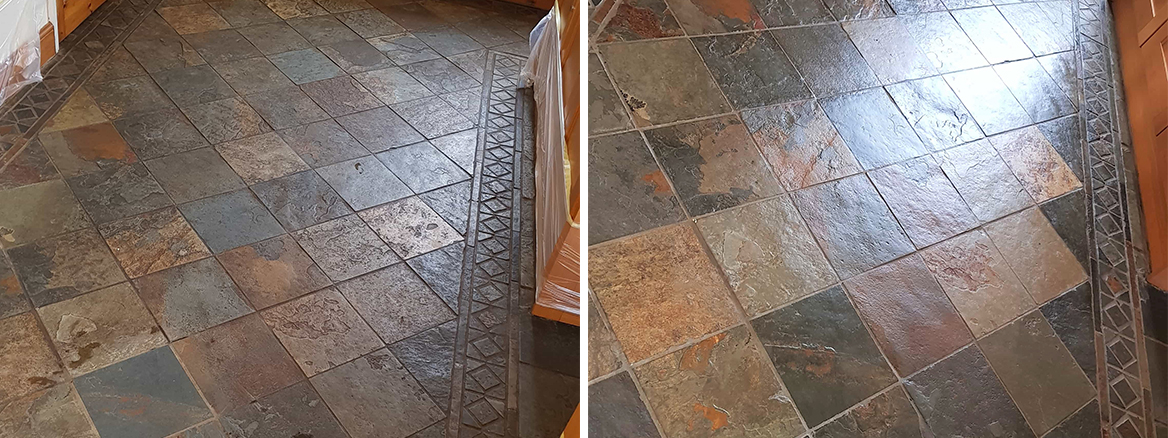 Slate-Tiled-Kitchen-Barnsley-Before-After-Cleaning