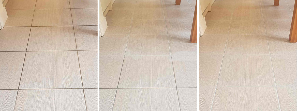 Patchy Grout Problem Solved in Darton