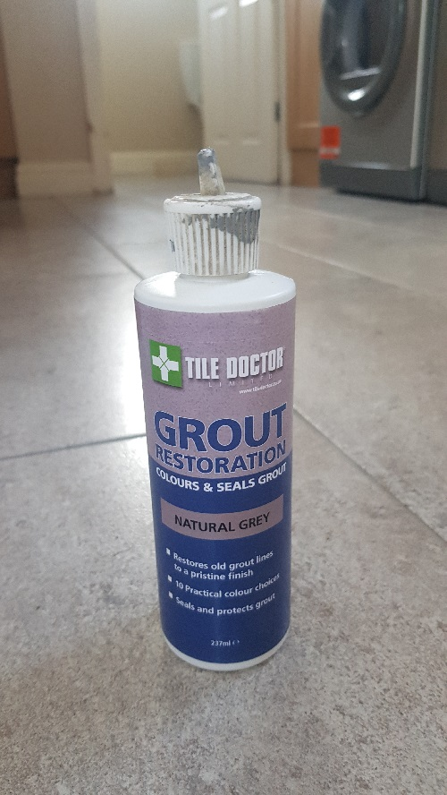 Tile Doctor Natural Grey Grout Colourant